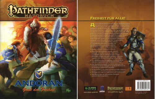 PATHFINDER-HANDBUCH-ROLLENSPIEL-RPG-ULISSES-Softcover-deutsch-paizo-neu-new-Top