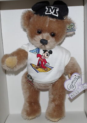 Bears Annette Funicello Wednesday Mousekebear 3rd Bear In Days Of The Week Series Dolls & Bears