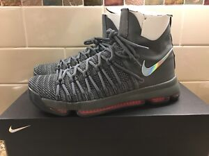 69be68e8417a Nike Zoom KD9 Elite Time to Shine TS 909139 013 DARK GREY Kevin ...