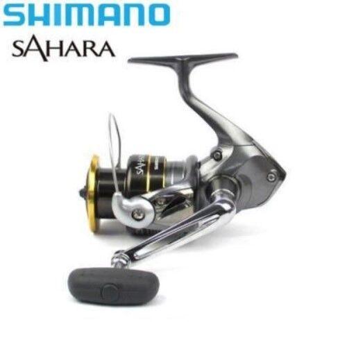 Shimano - 14  Sahara spinning reels Shimano Fishing Spinning Reel choisissez la vôtre