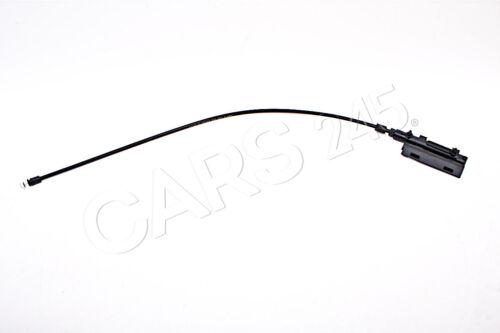 Verdadero motor Capucha Disparador De Cable Sombrero Para Bmw Serie 7 E65 E66 2001-2008