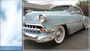 1954 Chevrolet Bel Air / 150 / 210 Sport Coupe