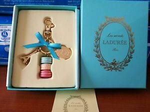 Brand-New-Authentic-Laduree-Macaron-Keychain