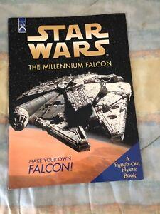 STAR WARS Millennium Falcon Activity Book MAKE YOUR OWN LIFELIKE FALCON!