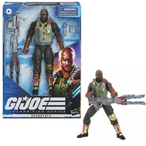 "Hasbro G.I. Joe Classified Series Roadblock 6"" Action Figure NIB"