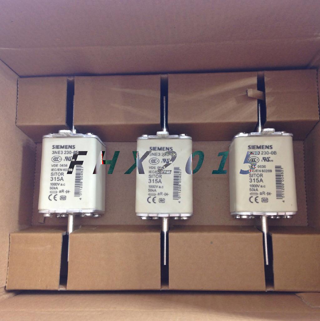 Siemens 3NE3230-0B 3NE3 230-0B 315A 1000V --