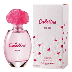 Detalles de CABOTINE ROSE de GRES Colonia Perfume EDT 100 mL Mujer Parfums Grès