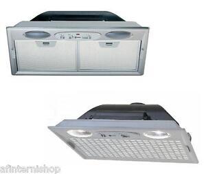 Details zu FABER cappa cucina INCA SMART cm 52 e 70 incasso aspirante  filtrante luci LED
