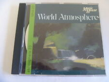 MUSIC HOUSE MHA-23 WORLD ATMOSPHERE  RARE LIBRARY SOUNDS CD