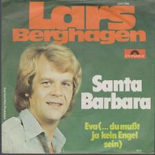 "7"" Lars Berghagen Santa Barbara / Eva 70`s Polydor 2041 768"