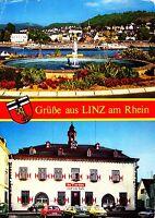 Linz am Rhein ,   Ansichtskarte , gelaufen