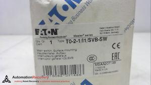 MOELLER EATON T0-2-15679//I1//SVB-SW MAIN SWITCH