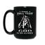 Warrior Templar Knight Taza de café me Took A DNA /& God Is My padre Test taza de té