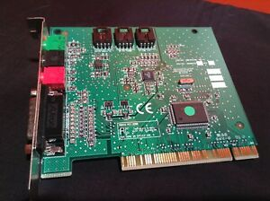 ENSONIQ AUDIO PCI DRIVER WINDOWS