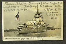 Panzerschiff Admiral Scheer / AK 36