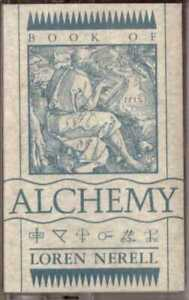 LOREN-NERELL-Book-of-Alchemy-CASSETTE-Electronic-Ambient-w-Djam-Karet-members