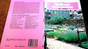 SHIRE ALBUM #111: HERBS AND HERB GARDENS / Jill Davies (1989)