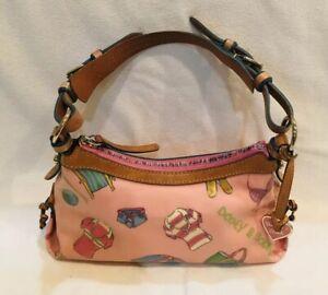 Dooney Bourke Purse Bag Summer Fun