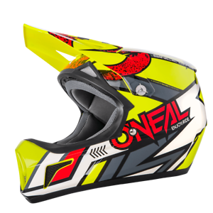 O'Neal Sonus Full Face Helmet Yellow 2018