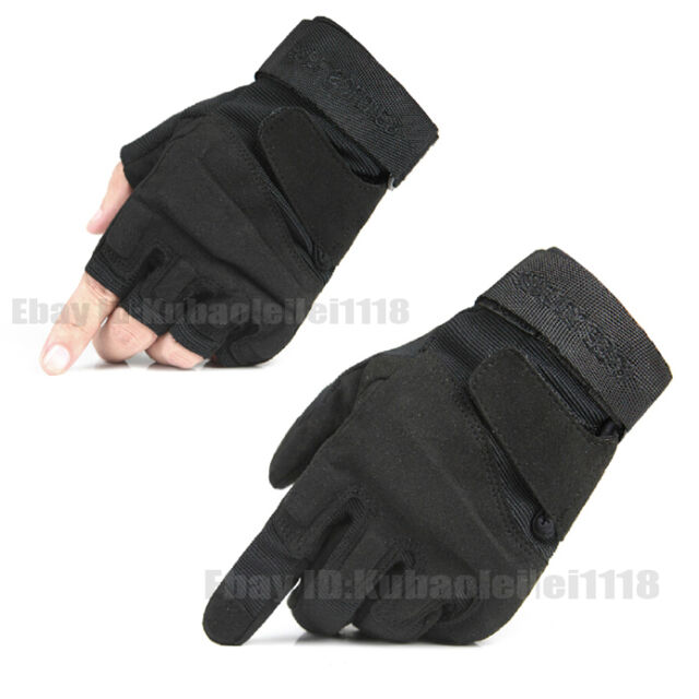 Men's Military Tactical Gloves Unisex Athletic Gloves Outdoor Working Golves