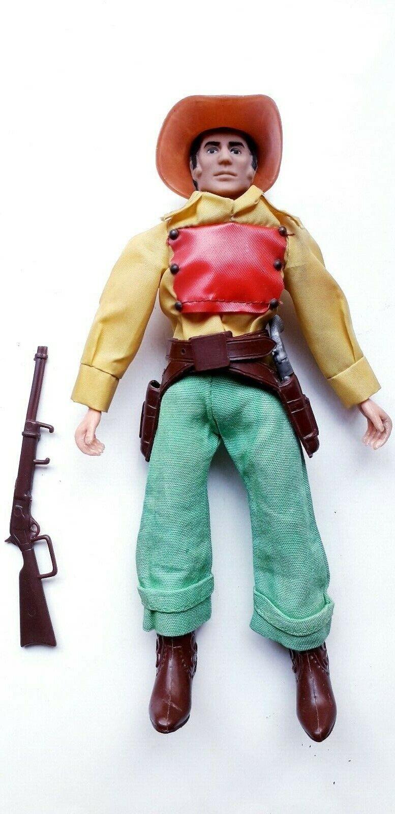 Mego Tex Kit Willer Baravelli Action Figure Vintage 1972