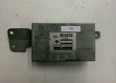 ETC-N400 A1 | 95-96 NISSAN ALTIMA OEM TRANSMISSION CONTROL