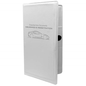 Deluxe Car Insurance and Registration Card Holder Premium ...
