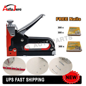 Image Is Loading Tool Heavy Duty Nail Staple Gun Upholstery