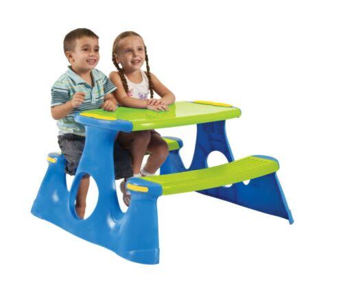 Tavolo per bambini con panche tavolo da giardino tavolo pic nic per 4 bambini773