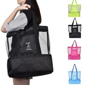 Mesh-Beach-Tote-Bag-with-Insulated-Picnic-Cooler-Top-Shoulder-Zipper-Bag-L3A7