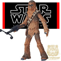 "CHEWBACCA - Star Wars Black Series 6"" The Force Awakens Figure W1 - IN STOCK"
