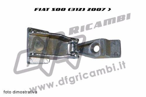SNODO MANIGLIA PORTA ESTERNA FIAT 500 2007 51964555