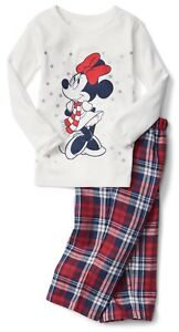 9941e0a8754e GAP Size 4T / 4 Baby Toddler Girls Minnie Mouse Christmas Holiday ...