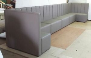 Image Is Loading Bespoke Booth Restaurant Pub Seating NHS Banquette Kitchen