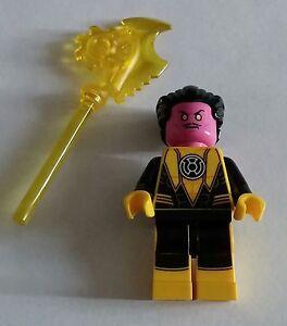 LEGO-DC-Super-Heroes-Figur-Sinestro-mit-Zubehoer-Neu-Neuware