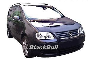Haubenbra-VW-Touran-1T-Bj-03-06-Steinschlagschutz-Car-Bra-Tuning-amp-Styling