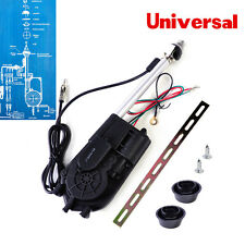 AM FM Radio Universal Car Auto Power Booster Antenna Mast kit Replacement Aerial