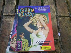 SAM-ET-SALLY-RECUEIL-3156-JUGEMENT-RENDU-ARTIMA-1977-comme-neuf
