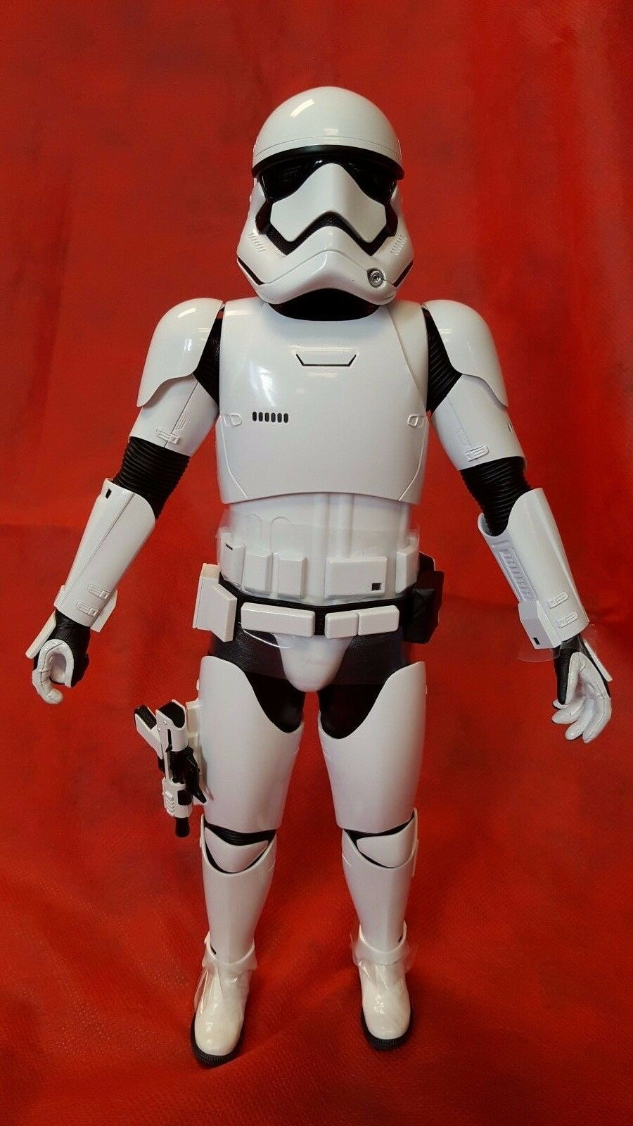 1/6 Hot Toys Star Wars First Order Stormtrooper Figure from Set Loose New