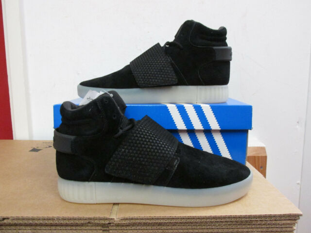 sale retailer 122c7 ff4db Adidas Tubular Invader Strap BB5037 Mens Sneakers Trainers CLEARANCE