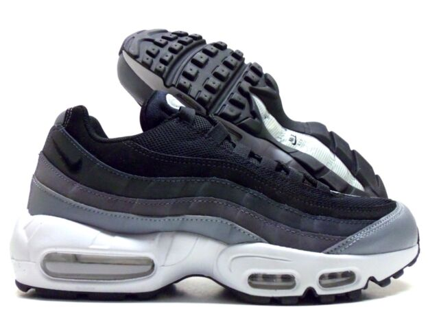 3895f8911ce21b NIKE AIR MAX MAX 95 ESSENTIAL BLACK BLACK-ANTHRACITE SIZE MEN S 8  749766