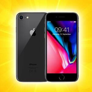 Apple-iPhone-8-64GB-Space-Grau-Ohne-Simlock-opt-NEUZUSTAND