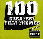 100 Greatest Film Themes, Take 2 (CD, Jul-2010, 6 Discs, Silva Screen)