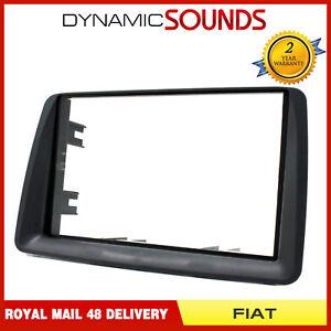 DFP-01-06-CD-Stereo-Auto-Double-Din-Panneau-Facade-Adaptor-pour-Fiat-Panda-2004-gt