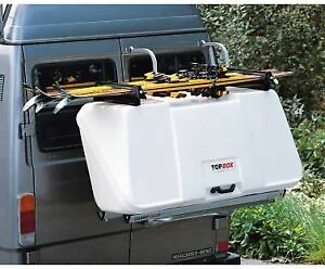 Image is loading Thule-Carry-All-Box-150-Motorhome-Rear-Storage- & Thule Carry All Box 150 - Motorhome Rear Storage Box | eBay
