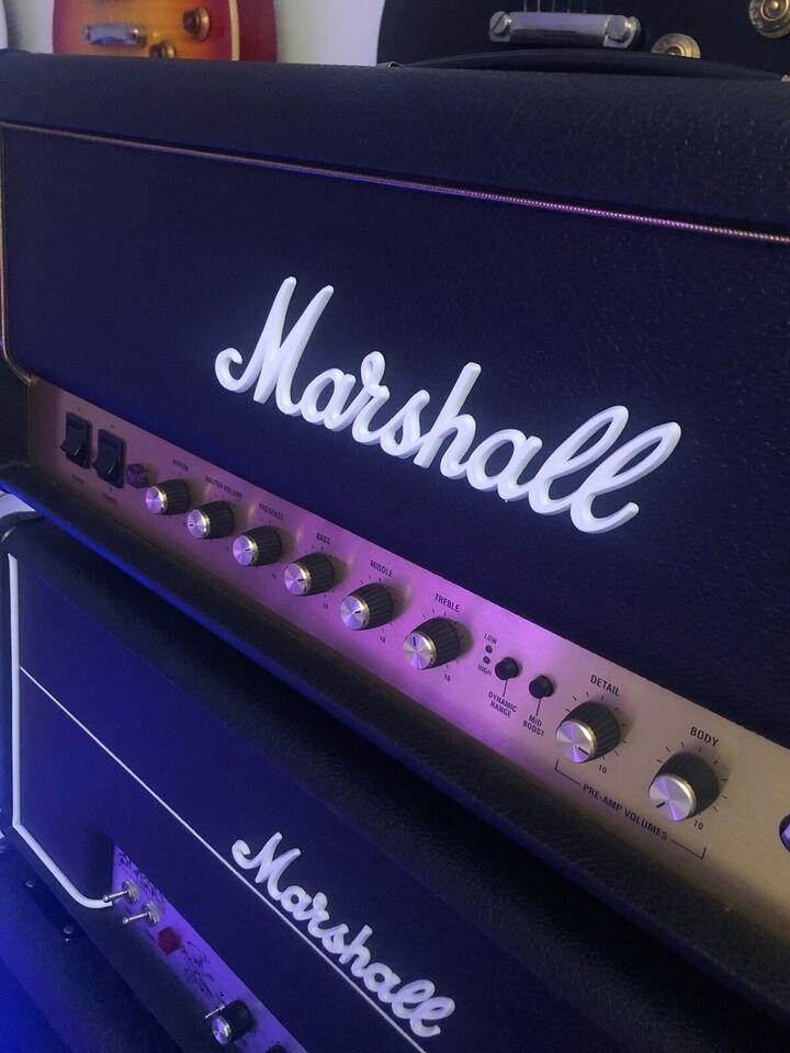 Guitaramplifier, Marshall Vintage Modern 2266, 50 W