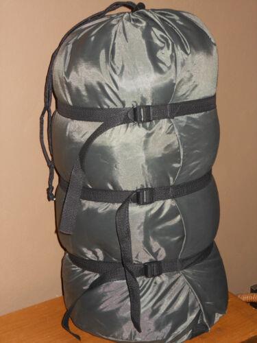 COMPRESSION STUFF SACK Sleeping Bag Camping Lightweight Outdoor Hiking TRAVEL