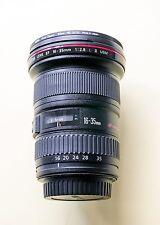 CANON EF 16-35mm f/2.8 L II USM - Used - pristine condition
