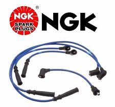 Subaru DL GL GL-10 Loyale Standard XT 1985-1990 Spark Plug Wire Set NGK FE27