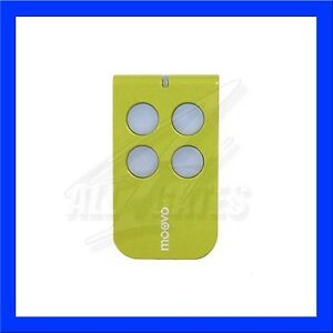 MOOVO-MT4V-remote-control-433-92-MHz-4-channel-Green
